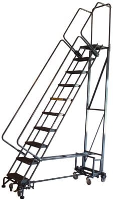 Narrow Aisle Rolling Ladders