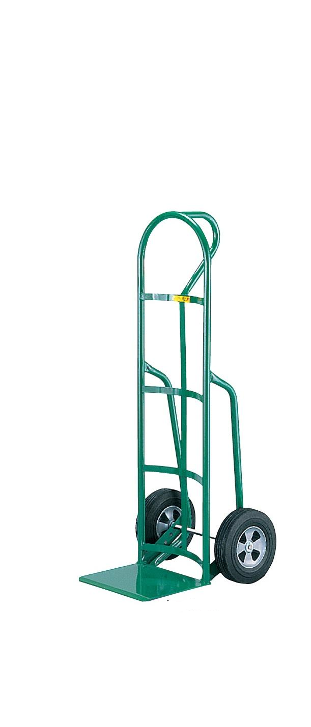 nose plate hand truck
