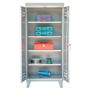 Fresh Stainless Steel Storage Cabinets