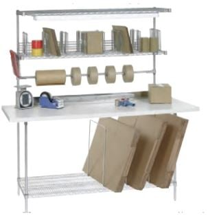 Economy Packaging Workstation