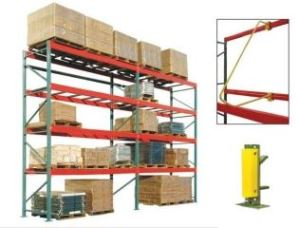 California Stock Pallet Racks