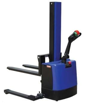 Power Pallet Truck Stacker
