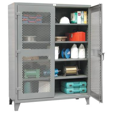 Ventilated Stronghold Storage Cabinets