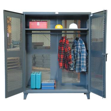 Fully Ventilated KingCab Wardrobe Cabinets