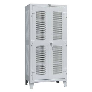 Fully Ventilated Stronghold Storage Cabinets