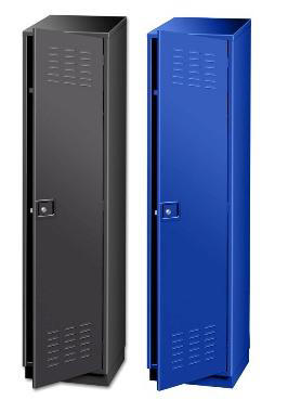 Welded Metal Personal Lockers