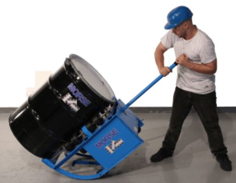 portable drum roller