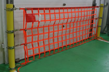 post mounted nets