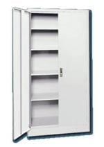 Storage Cabinets With Radius Edges