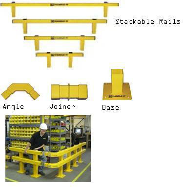 Stackable Guard Rails