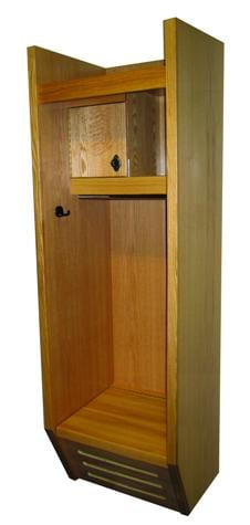Wood Sport Lockers