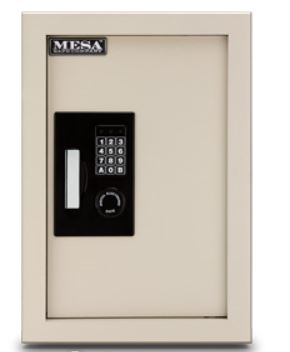 residential wall safe