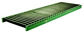 Maximum Capacity Roller Conveyor