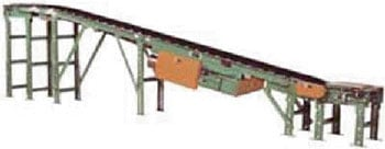 Roller Bed Incline Conveyor