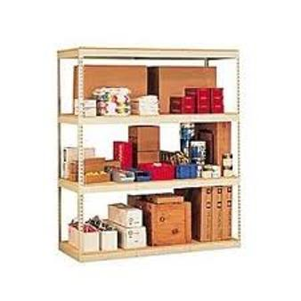 Penco Rivet Rite Double Rivet Shelving