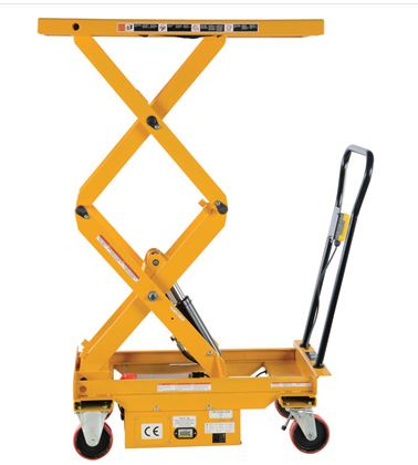scissor lift 1000 pound capacity