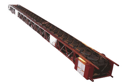 Heavy Duty Dry Use Aggregate Conveyor