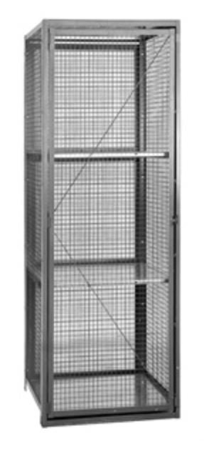 security cage locker