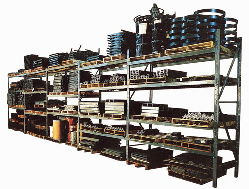 selective structural pallet rack5992