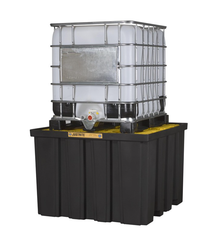 spill protection ibc station
