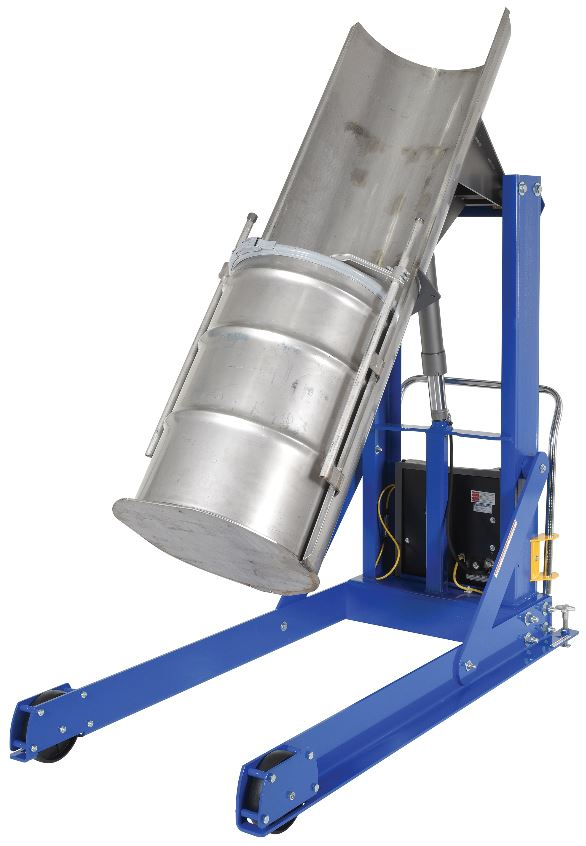 stainless steel drum dumpers