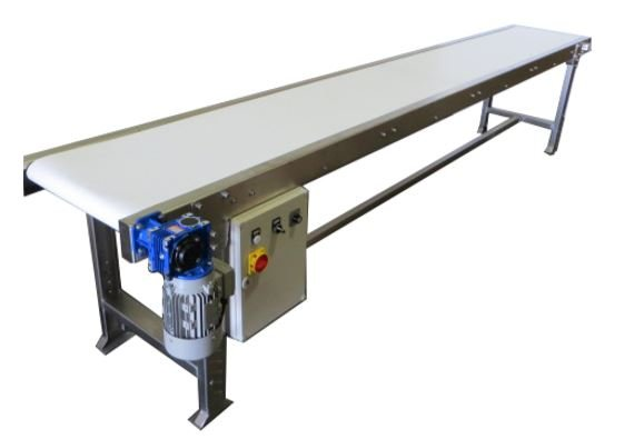 stainless steel food grade conveyors