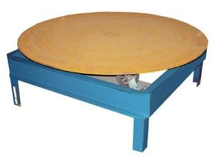 stand alone power lazy susan