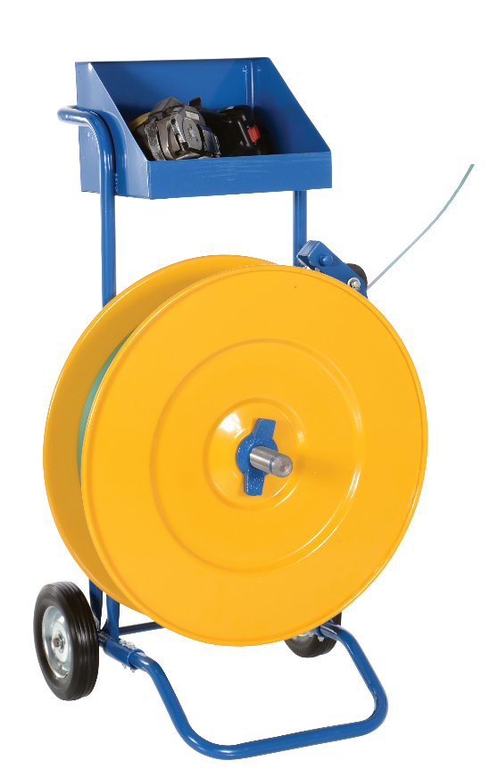 standard strapping cart