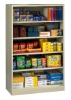 No Door Storage Cabinets