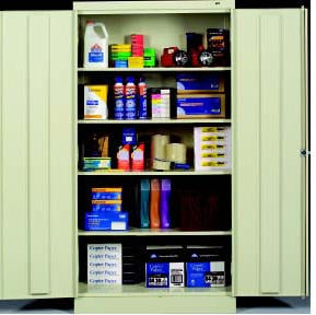 Tennsco Quality Storage Cabinets And Combination Cabinets