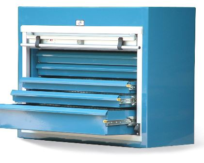 strong hold roll up cabinet all drawers