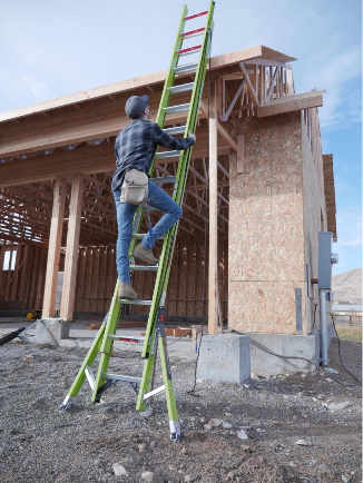 super stable extension ladder