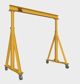 telescoping gantry