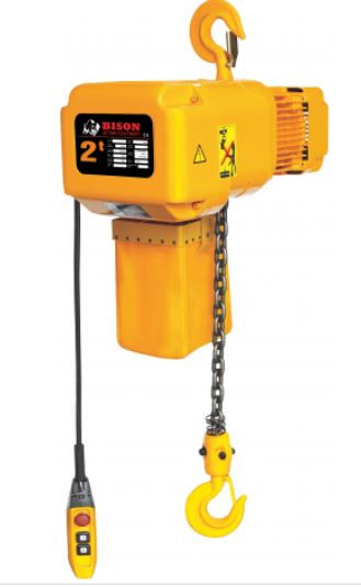three phase single speed electric hoists