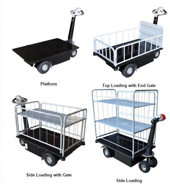 traction drive carts