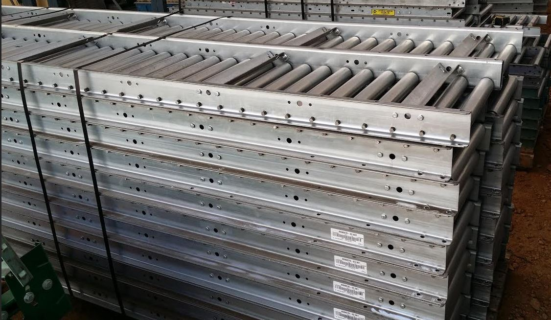 used roller conveyors