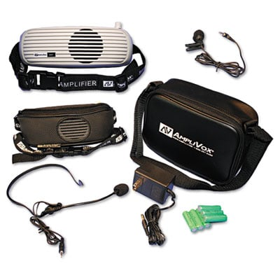 AmpliVox® BeltBlaster PRO Personal Waistband Amplifier