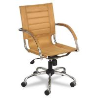 Safco® Flaunt™ Series Mid-Back Manager's Chair