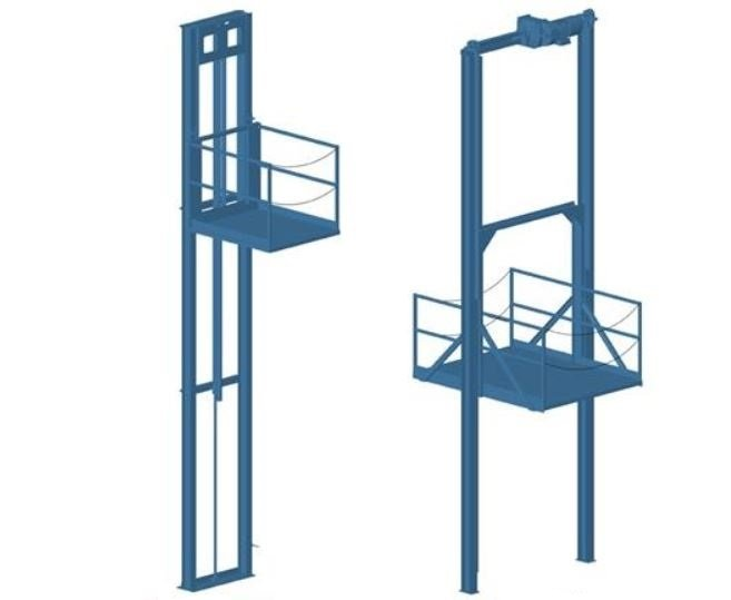 vertical reciprocating conveyors