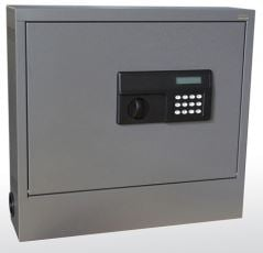 wall mounted security cabinet