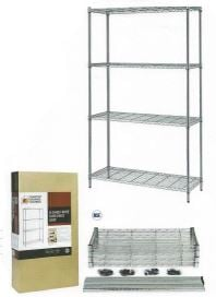 One Box Wire Shelving