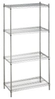 Stainless Steel Wire Shelving